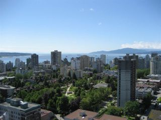 Main Photo: 2606 1028 BARCLAY STREET in Vancouver: West End VW Condo for sale (Vancouver West)  : MLS®# 2020939