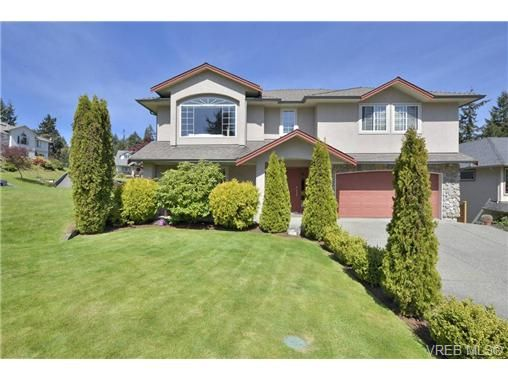 Main Photo: 2052 Haley Rae Pl in VICTORIA: La Thetis Heights House for sale (Langford)  : MLS®# 669697