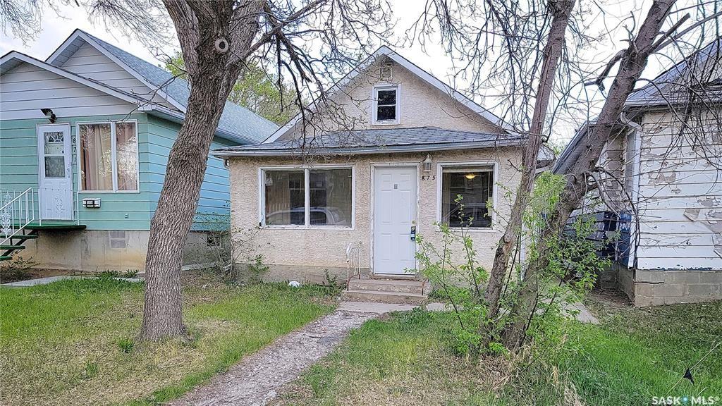 Main Photo: 875 RETALLACK Street in Regina: Washington Park Residential for sale : MLS®# SK867422