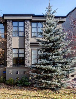 Main Photo: 2 1936 36 Street SW in Calgary: Killarney/Glengarry Row/Townhouse for sale : MLS®# A1155706