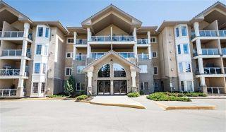 Photo 1: 421 11260 153 Avenue NW in Edmonton: Zone 27 Condo for sale : MLS®# E4258223