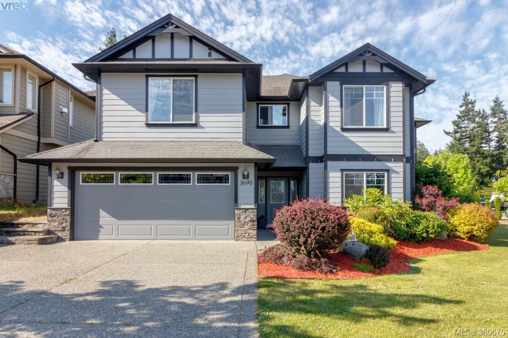 Main Photo: 3690 Ridge Pond Dr in VICTORIA: La Happy Valley House for sale (Langford)  : MLS®# 764828