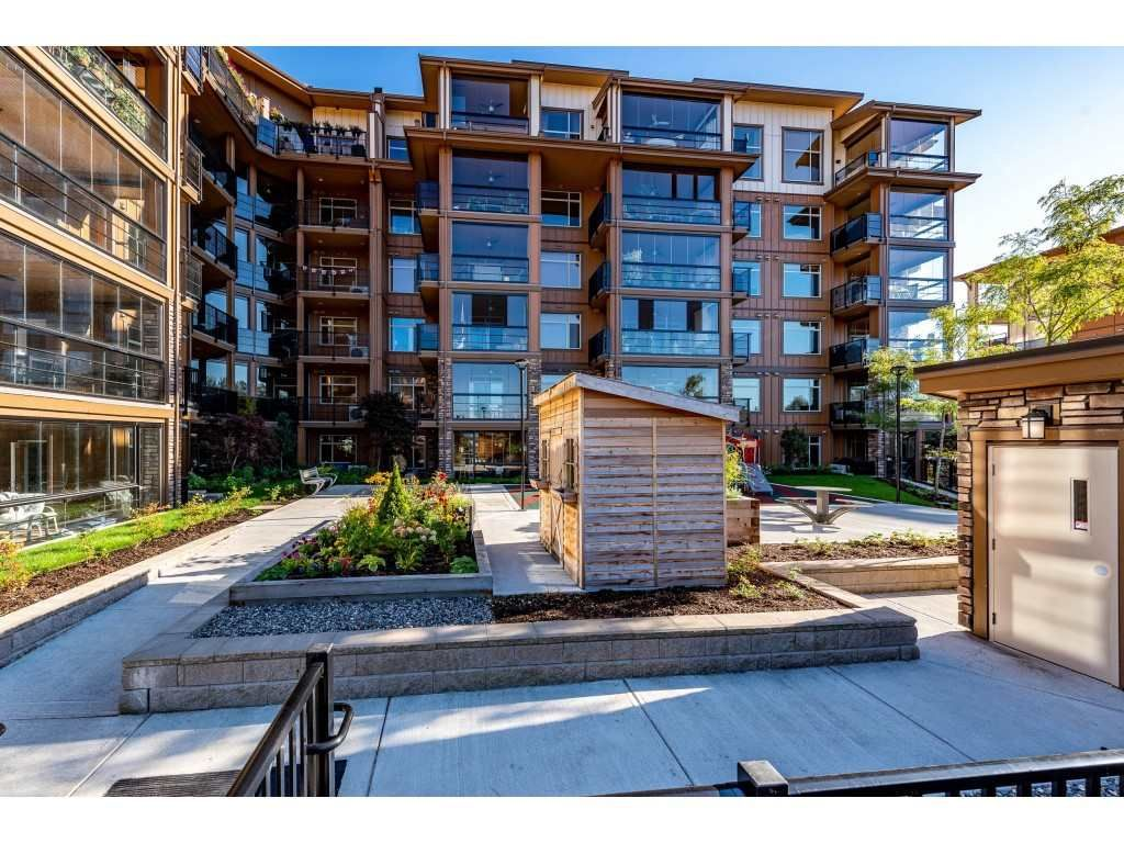 """Photo 31: Photos: A110 20716 WILLOUGHBY TOWN CENTRE Drive in Langley: Willoughby Heights Condo for sale in """"Yorkson Downs"""" : MLS®# R2491391"""