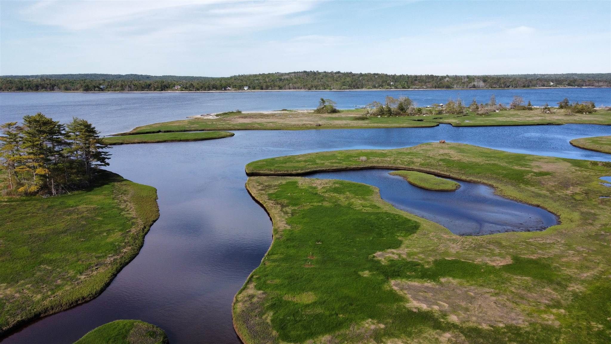 Main Photo: Lot Sandy Point Road in Jordan Ferry: 407-Shelburne County Vacant Land for sale (South Shore)  : MLS®# 202113639