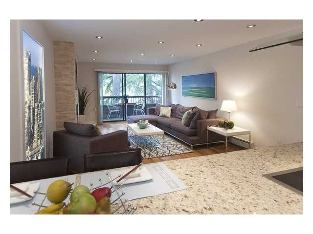 """Main Photo: 203 1266 W 13TH Avenue in Vancouver: Fairview VW Condo for sale in """"LANDMARK SHAUGHNESSY"""" (Vancouver West)  : MLS®# V844422"""
