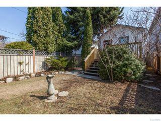 Photo 41: 911 F Avenue North in Saskatoon: Caswell Hill Single Family Dwelling for sale (Saskatoon Area 04)  : MLS®# 604471