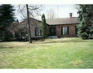 Photo 1: 11 PAUL VALLEY Drive in Cartier Rm: Elie / Springstein / St. Eustache Single Family Detached for sale (Winnipeg area)  : MLS®# 2700291