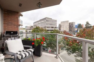 """Photo 12: 401 1575 W 10TH Avenue in Vancouver: Fairview VW Condo for sale in """"The Triton"""" (Vancouver West)  : MLS®# R2404375"""