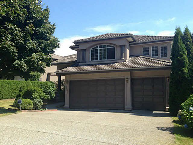 Main Photo: Kingfisher in Coquitlam: Westwood Plateau House for sale : MLS®# V1078505