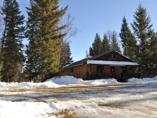 Photo 1: 1893 WEST FRASER Road in Quesnel: Quesnel Rural - South House for sale (Quesnel (Zone 28))  : MLS®# N207180