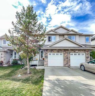 Main Photo: 9452 STEIN Way in Edmonton: Zone 14 House Half Duplex for sale : MLS®# E4264178
