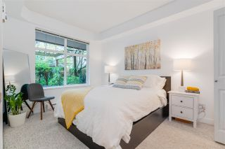 """Photo 14: 106 3240 ST JOHNS Street in Port Moody: Port Moody Centre Condo for sale in """"THE SQUARE"""" : MLS®# R2586549"""