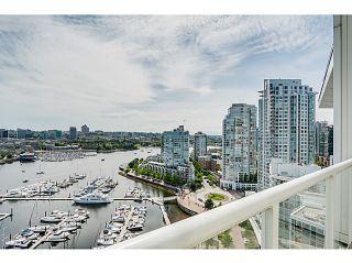"Photo 13: 2302 1077 MARINASIDE Crescent in Vancouver: Yaletown Condo for sale in ""MARINASIDE RESORT"" (Vancouver West)  : MLS®# V1066031"
