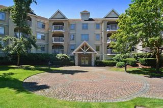 "Photo 1: 102 20894 57TH Avenue in Langley: Langley City Condo for sale in ""Bayberry"" : MLS®# R2082819"