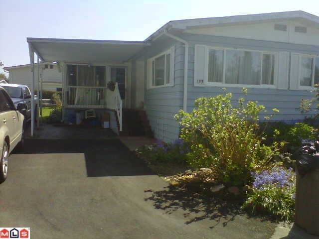 "Main Photo: 133 3665 244TH Street in Langley: Otter District Manufactured Home for sale in ""Langley Grove Estates"" : MLS®# F1113472"