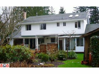 Photo 3: 13735 MARINE Drive: White Rock House for sale (South Surrey White Rock)  : MLS®# F1206561