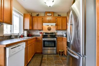 """Photo 5: 28 31255 UPPER MACLURE Road in Abbotsford: Abbotsford West Townhouse for sale in """"Country Lane"""" : MLS®# R2246805"""