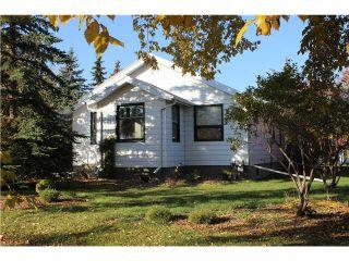 Photo 1: 2205 26 Avenue: Nanton Residential Detached Single Family for sale : MLS®# C3627742