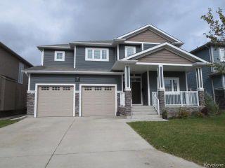 Photo 1: 7 Brockington Avenue in Winnipeg: Fort Garry / Whyte Ridge / St Norbert Residential for sale (South Winnipeg)  : MLS®# 1605075