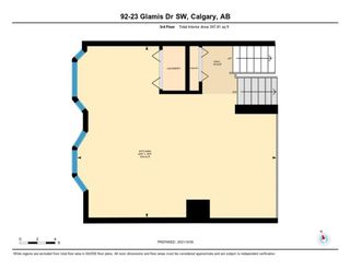 Photo 33: 92 23 Glamis Drive SW in Calgary: Glamorgan Row/Townhouse for sale : MLS®# A1153532