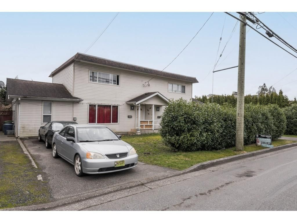 Main Photo: 46084 BROOKS Avenue in Chilliwack: Chilliwack E Young-Yale Duplex for sale : MLS®# R2556848