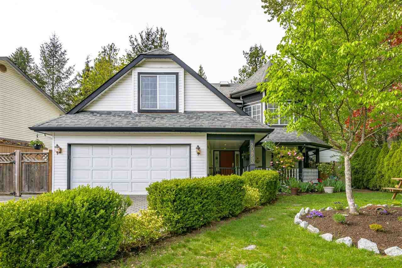 """Main Photo: 20853 93 Avenue in Langley: Walnut Grove House for sale in """"Greenwood Estates"""" : MLS®# R2575533"""