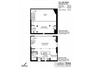 """Photo 12: 314 2001 WALL Street in Vancouver: Hastings Condo for sale in """"CANNERY ROW"""" (Vancouver East)  : MLS®# V1125399"""