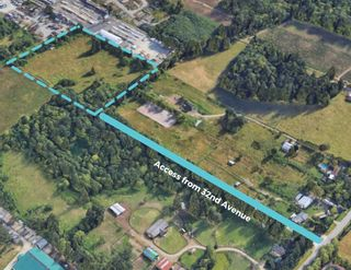 Photo 2: Lot 1 252 Street in Langley: Otter District Land for sale : MLS®# R2562165