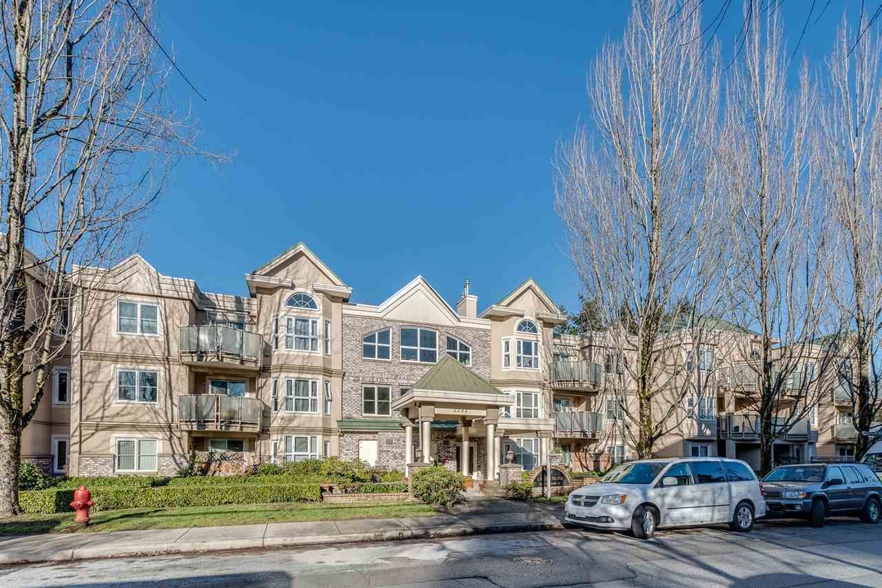 "Main Photo: 304 2231 WELCHER Avenue in Port Coquitlam: Central Pt Coquitlam Condo for sale in ""PLACE ON THE PARK"" : MLS®# R2530366"