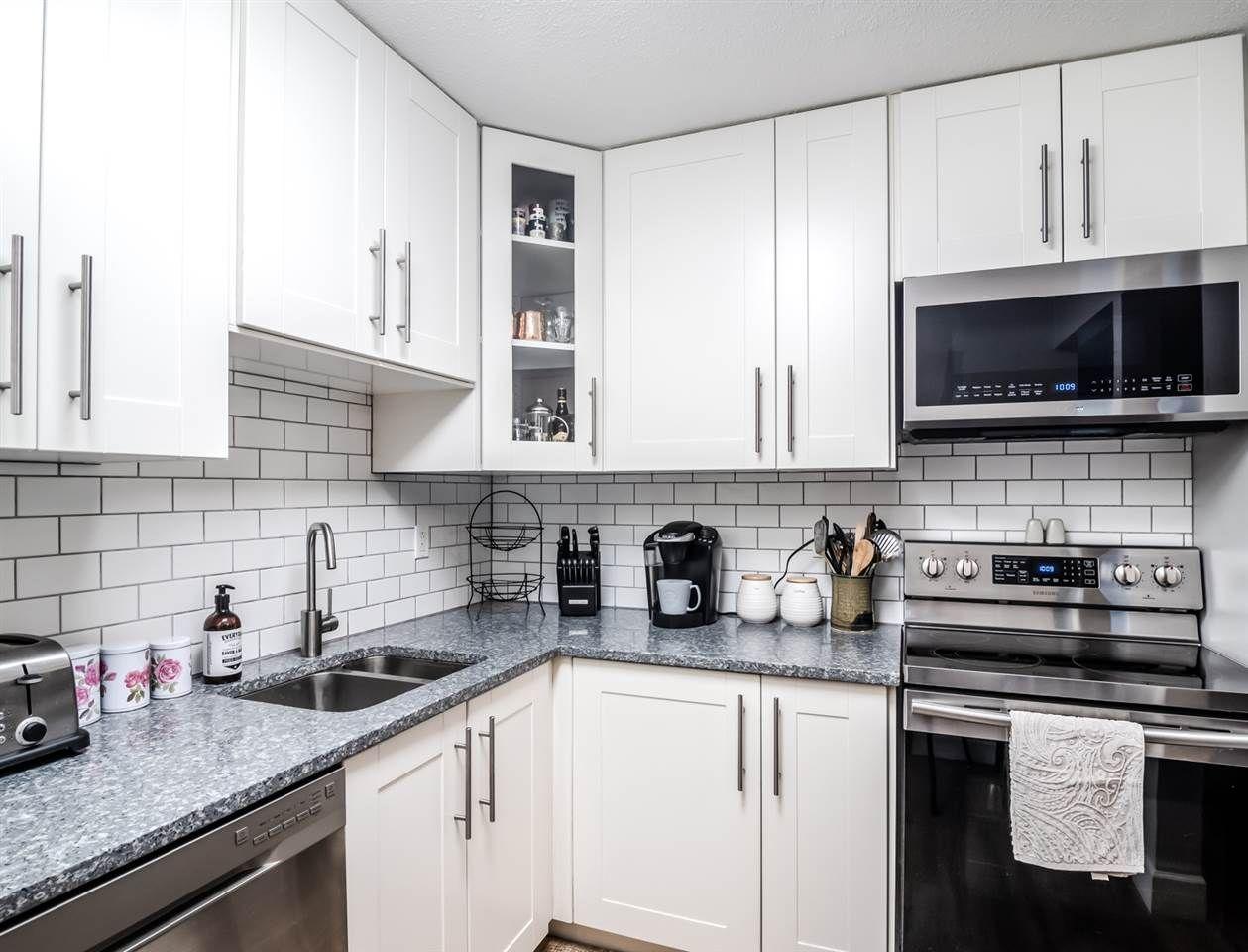 "Main Photo: 329 32850 GEORGE FERGUSON Way in Abbotsford: Central Abbotsford Condo for sale in ""Abbotsford Place"" : MLS®# R2558964"