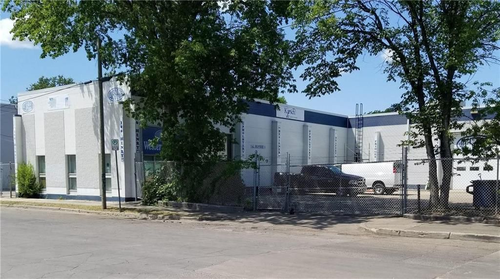 Main Photo: 366 Henry Avenue in Winnipeg: Industrial / Commercial / Investment for sale (9A)  : MLS®# 202117187