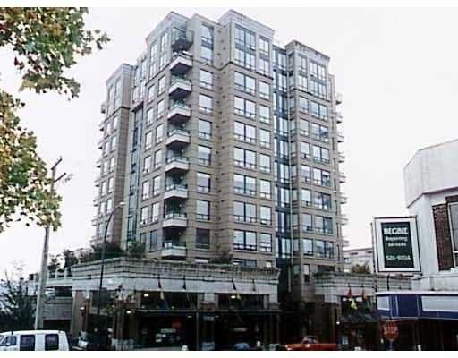 """Main Photo: 1002 720 CARNARVON ST in New Westminster: Downtown NW Condo for sale in """"CARNARVON TOWERS"""" : MLS®# V568113"""