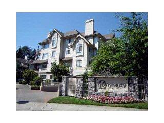 """Photo 1: 421 1252 TOWN CENTRE Boulevard in Coquitlam: Canyon Springs Condo for sale in """"THE KENNEDY"""" : MLS®# V942232"""