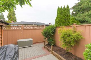 """Photo 19: 20 22411 124 Avenue in Maple Ridge: East Central Townhouse for sale in """"CREEKSIDE VILLAGE"""" : MLS®# R2177898"""