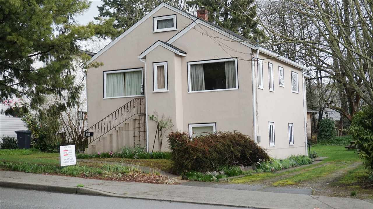 Main Photo: 210 BERNATCHEY Street in Coquitlam: Coquitlam West House for sale : MLS®# R2041025