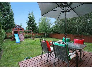 """Photo 3: 24560 MCCLURE Drive in Maple Ridge: Albion House for sale in """"THE UPLANDS at MAPLE CREST"""" : MLS®# V1142399"""