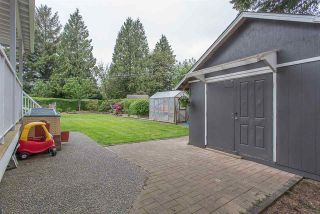 Photo 19: 46315 BROOKS Avenue in Chilliwack: Chilliwack E Young-Yale House for sale : MLS®# R2272256