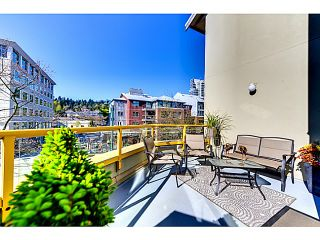 Photo 1: # 310 220 NEWPORT DR in Port Moody: North Shore Pt Moody Condo for sale : MLS®# V1117776