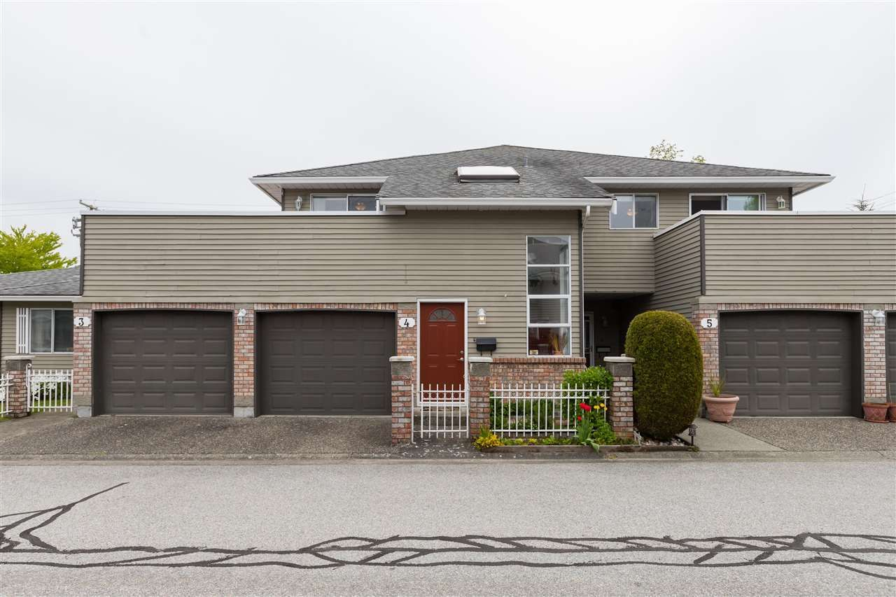 Main Photo: 4 6380 48A Avenue in Delta: Holly Townhouse for sale (Ladner)  : MLS®# R2578227