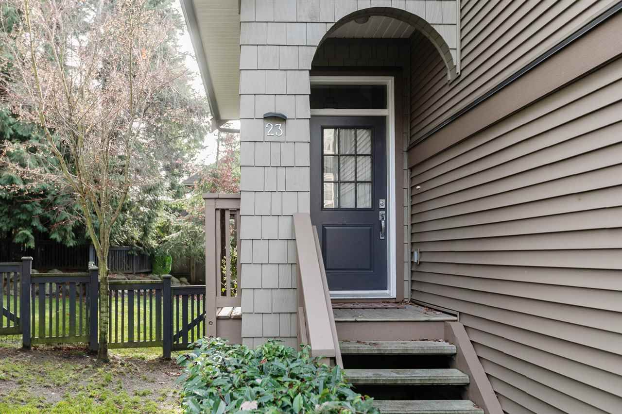 """Photo 2: Photos: 23 10489 DELSOM Crescent in Delta: Nordel Townhouse for sale in """"Eclipse"""" (N. Delta)  : MLS®# R2336584"""