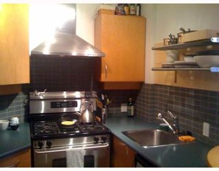 Photo 4: 311 1216 HOMER Street in Vancouver: Downtown VW Condo for sale (Vancouver West)  : MLS®# V799842
