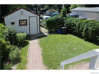Photo 2: 676 Beresford Avenue in Winnipeg: Manitoba Other Residential for sale : MLS®# 1616613