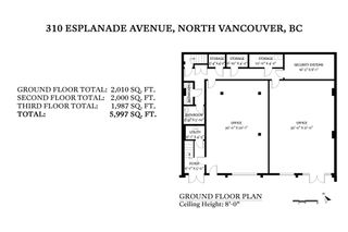 Photo 2: 310 E ESPLANADE Avenue in North Vancouver: Lower Lonsdale Industrial for sale : MLS®# C8039573