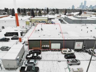 Photo 1: 10925 120 Street NW in Edmonton: Zone 08 Industrial for lease : MLS®# E4224041