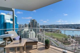 """Photo 3: 2003 499 PACIFIC Street in Vancouver: Yaletown Condo for sale in """"The Charleson"""" (Vancouver West)  : MLS®# R2553655"""