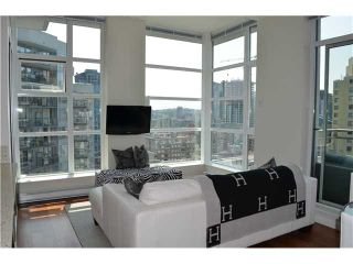 "Photo 2: 1206 1205 HOWE Street in Vancouver: Downtown VW Condo for sale in ""ALTO"" (Vancouver West)  : MLS®# V957555"