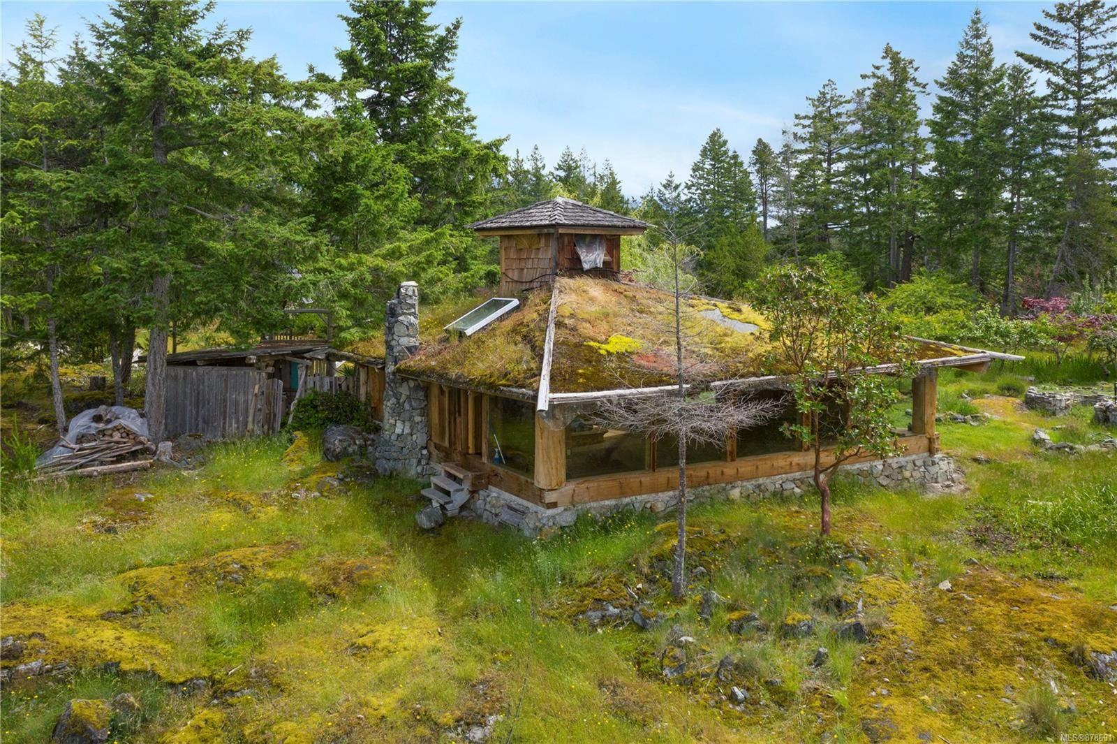 Photo 16: Photos: 979 Thunder Rd in : Isl Cortes Island House for sale (Islands)  : MLS®# 878691