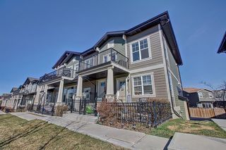 Photo 2: 179 Cranford Walk SE in Calgary: Cranston Row/Townhouse for sale : MLS®# A1101907