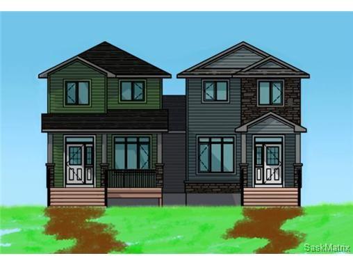Main Photo: 901 11th Street West in Saskatoon: Holiday Park Duplex for sale (Saskatoon Area 04)  : MLS®# 486715