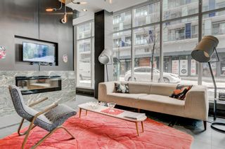 Photo 2: 801 550 Riverfront Avenue SE in Calgary: Downtown East Village Apartment for sale : MLS®# A1068859